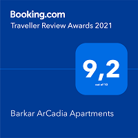 booking review barkar apartments